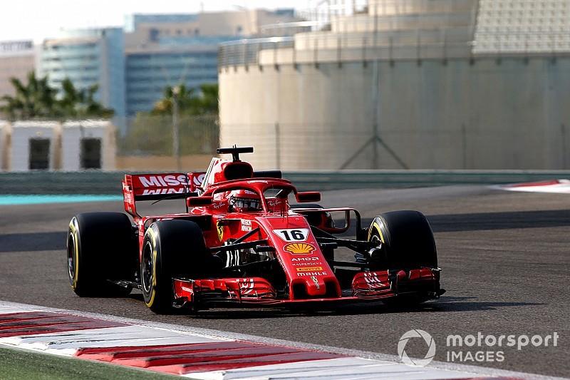 Леклер очолив протокол фінального дня тестів в Абу-Дабі