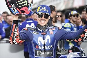 Fotogallery MotoGP: Vinales conquista la pole a Valencia, nell'ultima qualifica della stagione