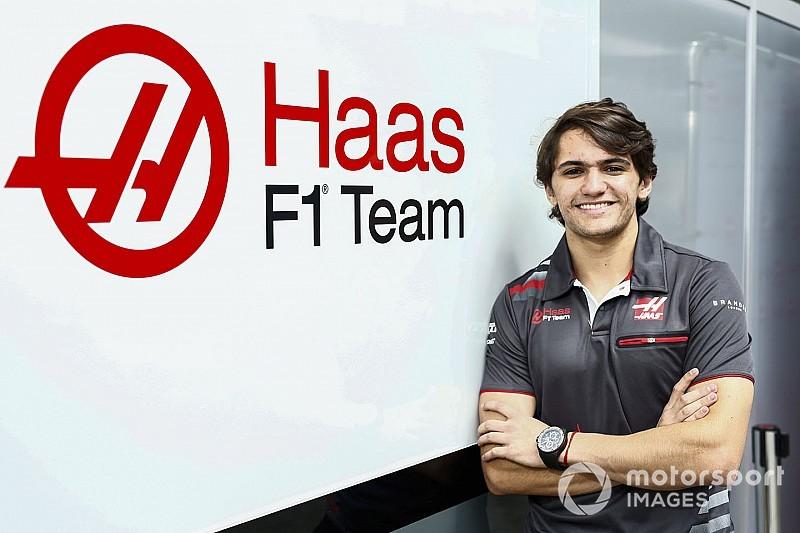 ピエトロ・フィッティパルディ、ハースのテストドライバーに就任