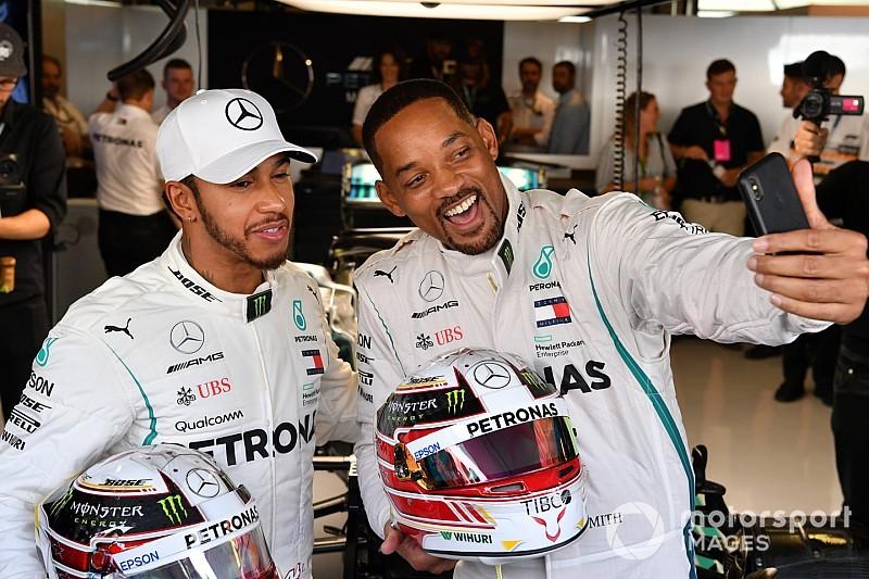 Hamilton pudo correr en Abu Dhabi, pese al intento de