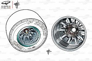 Analisis teknis: Kelanjutan kontroversi pelek inovatif Mercedes