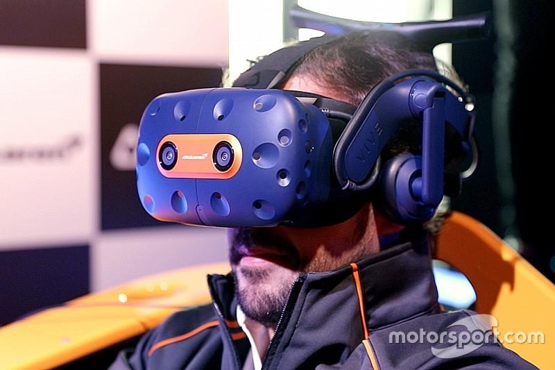 McLaren представила ігрову гарнітуру віртуальної реальності