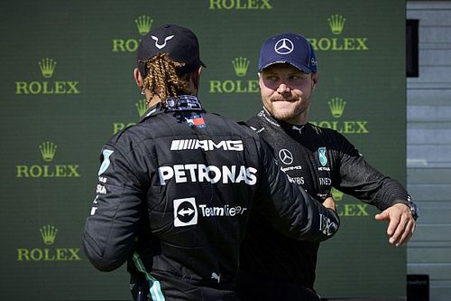 Bottas would accept team orders to support Hamilton's title bid