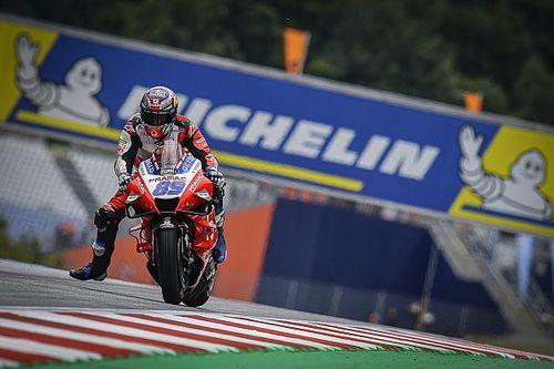 MotoGP: Martín se beneficia de voltas canceladas e fica com a pole para o GP da Estíria