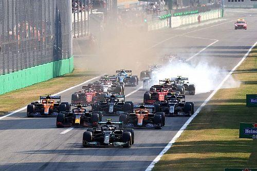 Calendario F1 2022: el primer borrador, fechas y carreras
