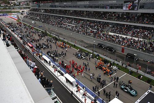 'Formule 1-seizoen 2022 telt 23 races in precies acht maanden'