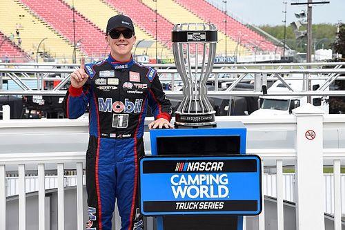 2021 NASCAR Truck Series playoff grid is set