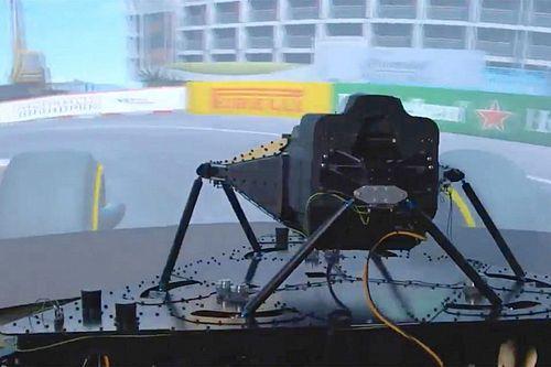 Ferrari'nin yeni DMG simülatörü hakkında son bilgiler