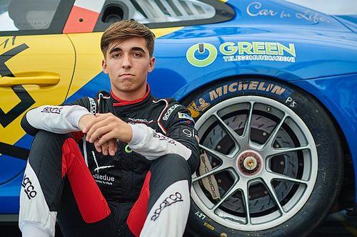 """Carrera Cup Italia, Imola: Levorato """"mi manda il... Porsche Festival"""""""