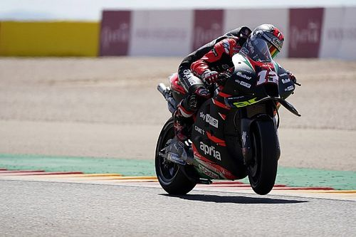 Hasil FP1 MotoGP San Marino: Tercepat, Vinales Redam Duet Ducati dan Suzuki