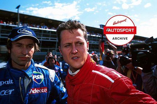 La extraña propuesta de Schumacher en la F1 tras el 11-S