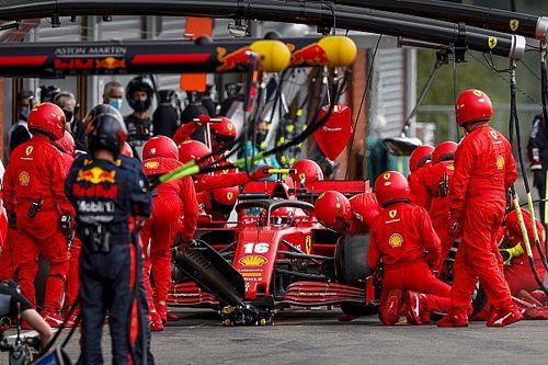 История с подкачкой воздуха в Спа грозит Ferrari большими неприятностями