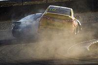 Гоночная бойня в Грозном: в сражении между Lada и Subaru на один обгон пришлось четыре аварии