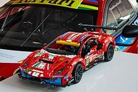 La Ferrari 488 GTE débarque en Lego!