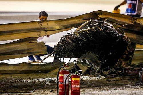 Las preguntas clave que la F1 debe hacerse del accidente de Grosjean