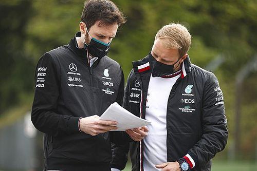"""Bottas """"ne compte plus"""" tout ce qu'il a testé au simulateur avant Imola"""