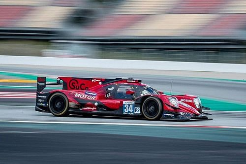 Salih Yoluç'un ELMS yarışlarını Motorsport.tv'de izleyebilirsiniz