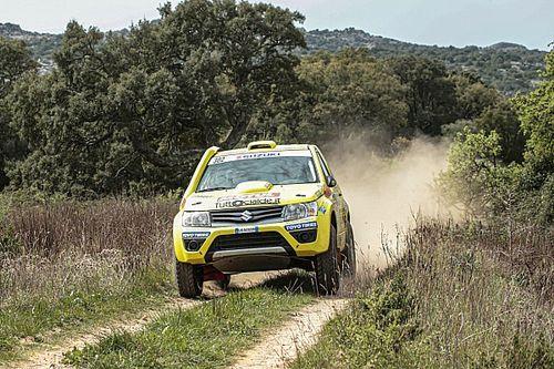 Suzuki in formazione completa all'Italian Baja Internazionale