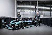 Jaguar présente sa nouvelle monoplace de Formule E