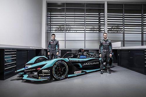 Jaguar presenta su coche de Fórmula E 2021