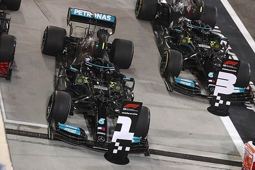 Jelang GP Emilia Romagna, Mercedes Masih Kurang Kencang