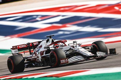 Videón Kimi Räikkönen és Fernando Alonso ütközése az Amerikai Nagydíjról!