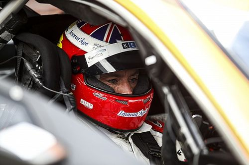 """The ex-IndyCar racer in """"uncharted territory"""" of British GT team ownership"""