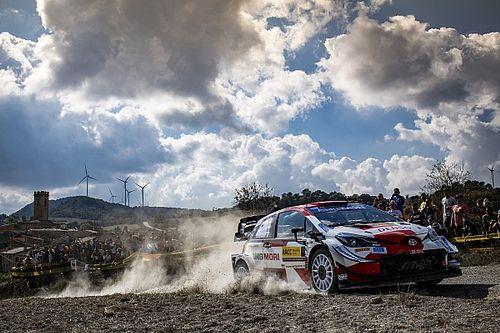 """Ogier """"zorlu"""" İspanya Rallisi'nin WRC şampiyonluğu için pozitif bir adım olduğunu düşünüyor"""