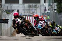 Cancelada la carrera de motos en Macao tras una caída múltiple