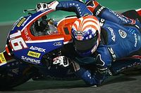 Moto2: Roberts e Marini marcam mesmo tempo, mas americano leva pole no Catar por desempate