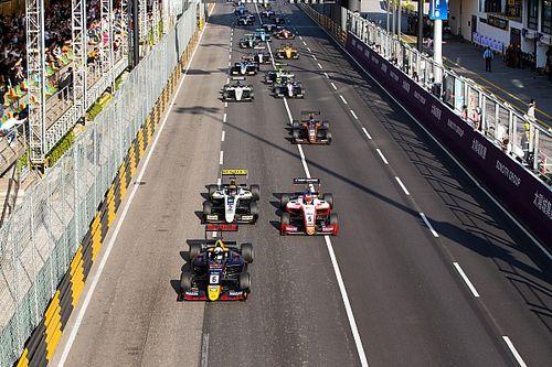 2020 Macau GP, Formula 4 araçlarıyla yapılacak