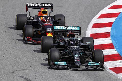 """Grosjean over titelgevecht tussen Hamilton en Verstappen: """"Mega"""""""