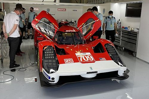 """Glickenhaus hypercar """"100 percent ready"""" for WEC debut"""