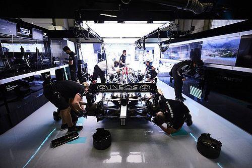 Mercedes: W12 plafonata o stop allo sviluppo per il budget cap?