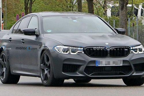 Rejtélyes, szélesebb hátú BMW M5-ös tűnt fel az utakon