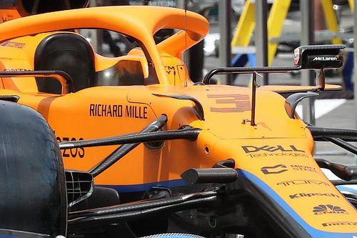 Ezekkel a módosításokkal vette vissza a 3. helyet a konstruktőri bajnokságban a McLaren