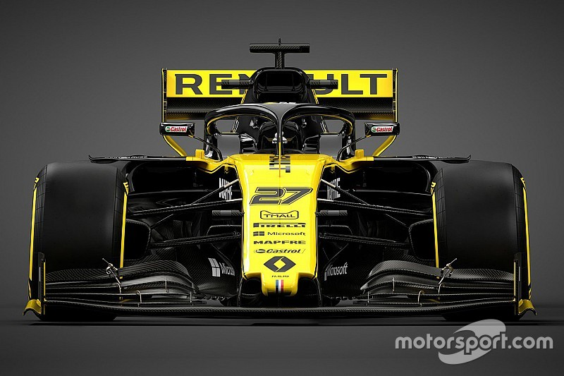 Gallery: Renault's latest Formula 1 challenger