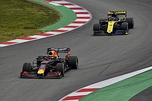 Ricciardo ofrece un poco de esperanza de que la nueva normativa funciona