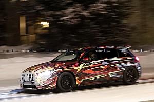 Nuova Mercedes-AMG A 45, la più potente sta arrivando