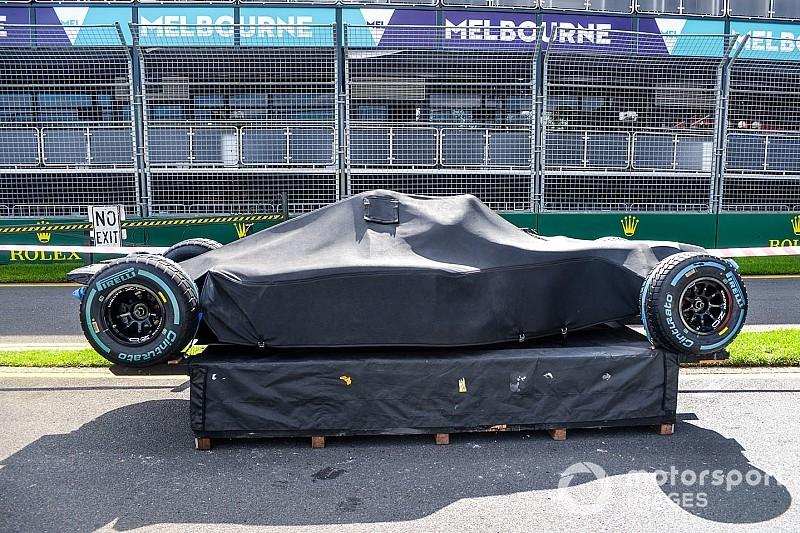 Fotogallery F1: Melbourne si prepara per ospitare il GP d'Australia 2019