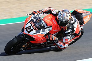 World SUPERBIKE Son dakika Superstock şampiyonu Rinaldi, Superbike'a geçiyor