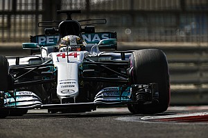 汉密尔顿:没理由F1比赛不如F2精彩