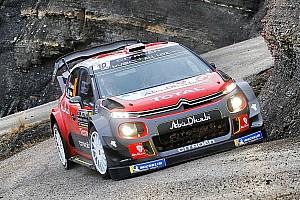 WRC Ultime notizie Corsica, Shakedown: Meeke e Citroen sugli scudi, poi le tre Hyundai