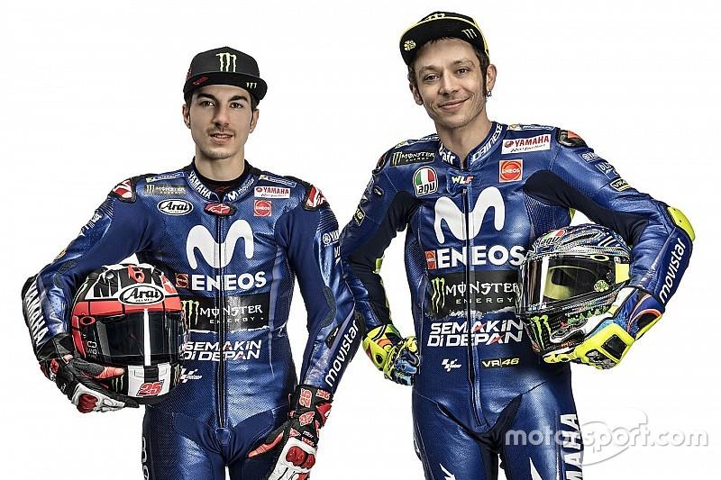 """Rossi: """"Viñales será más útil este año en el desarrollo de la moto"""""""