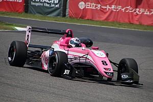 全日本F3 プレスリリース 片山義章「表彰台が見えていただけに悔しい。次戦菅生は好きなので良い結果を」