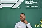 Hamilton: Diğerleri gibi başkasının hak ettiği bir yarışı kazandığıma sevinemem