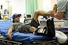 IndyCar Как Фиттипальди возвращается в гонки после перелома обеих ног