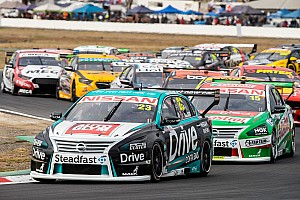 Supercars Breaking news Improved Nissan Supercars form 18 months in the making