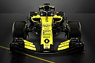 Formula 1 Renault'nun 2018 F1 aracı RS18 tanıtıldı