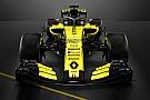 F1 ルノー、トップチーム返り咲きへの第一歩。新車『R.S.18』を発表